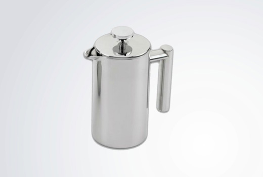 SS cafetiere